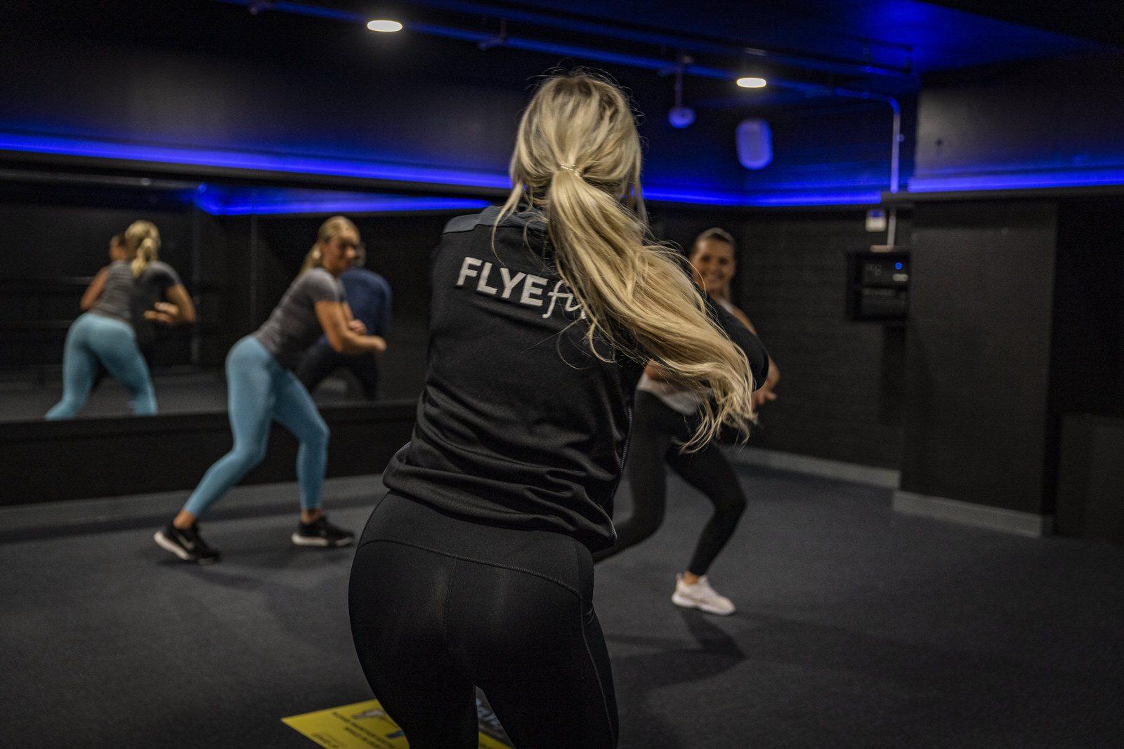 FLYEfit Dancefit Class