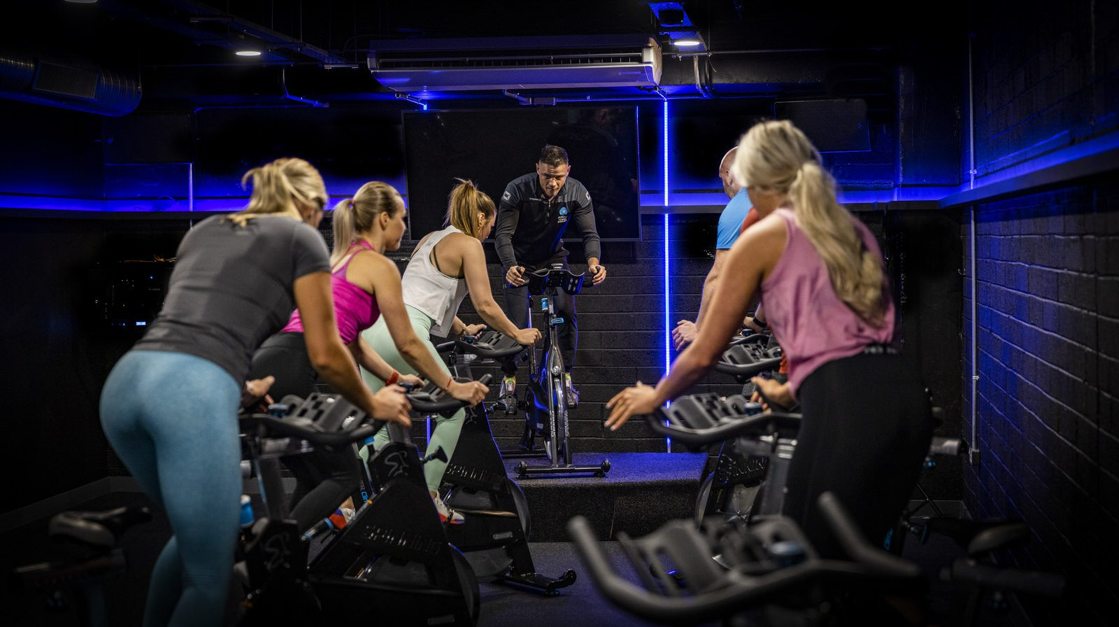 FLYEfit Spin Class