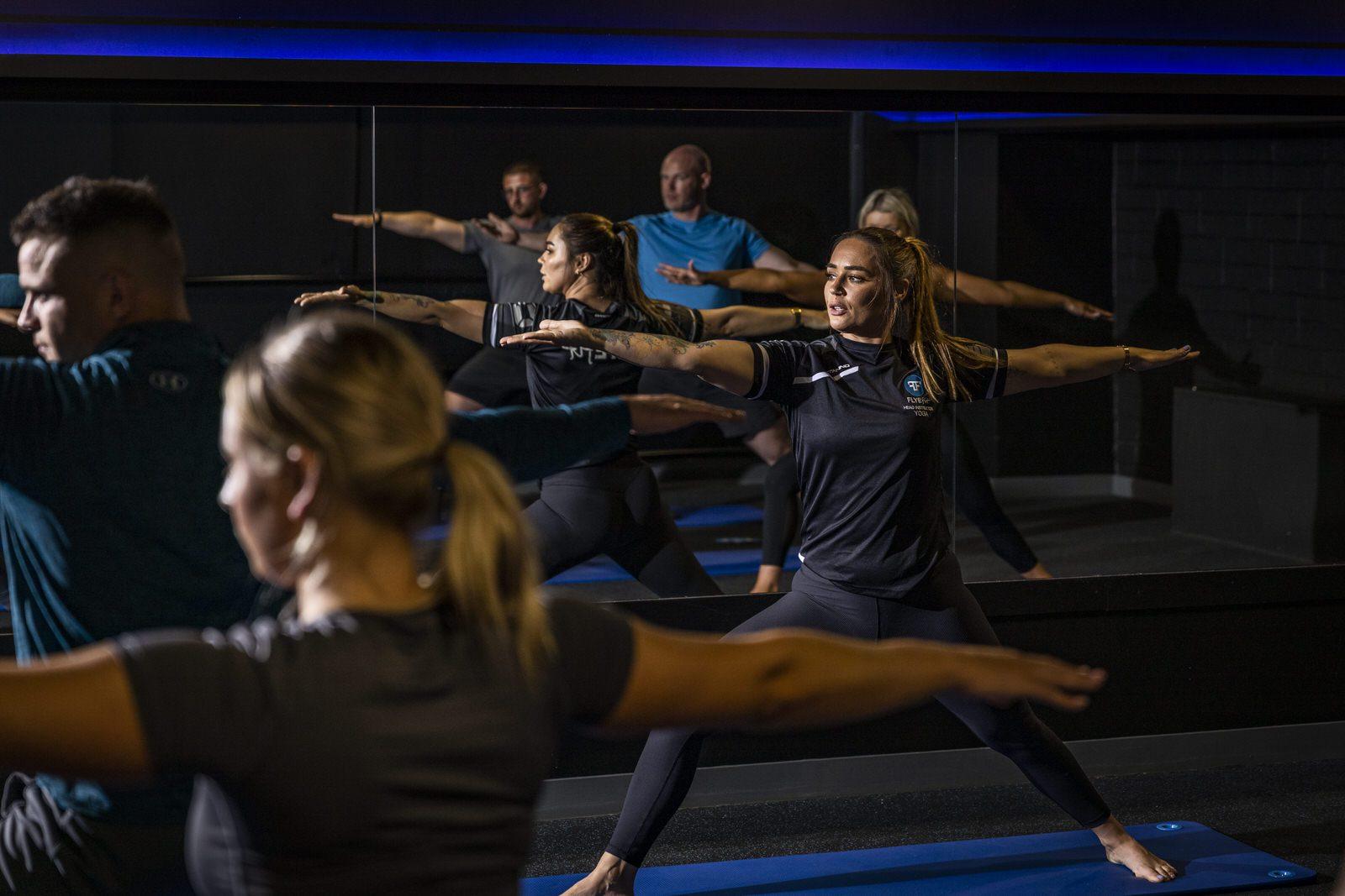 FLYE Yoga